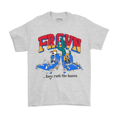 """Envy Rots the Bones"" T-Shirt (Especially in the Summer) *PRE-PAY*"