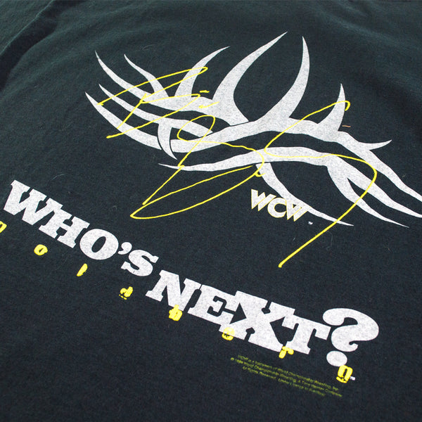 "1999 Goldberg ""Who's next?"" T-shirt"