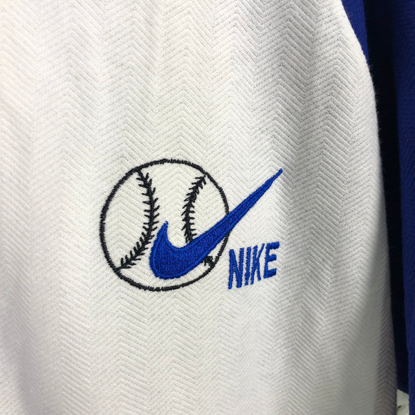 BL NIKE Baseball Jersey (royal Blue)