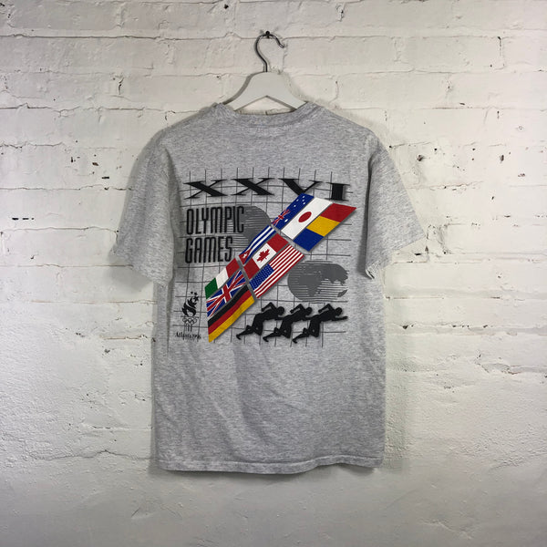 "1992 Atlanta 96 Olympic Games ""Announcement"" T-shirt"