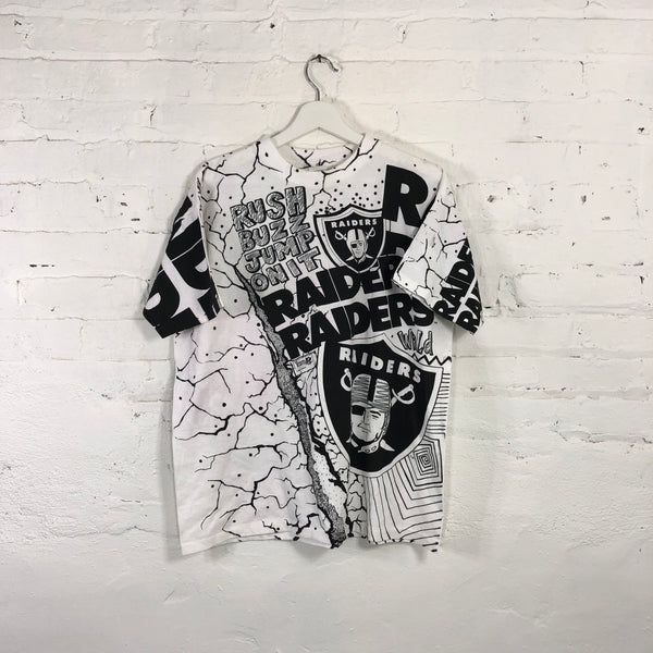 90s Raiders T-shirt