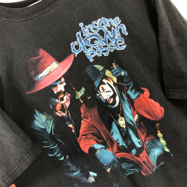 2000 Insane Clown Posse Rap Tee