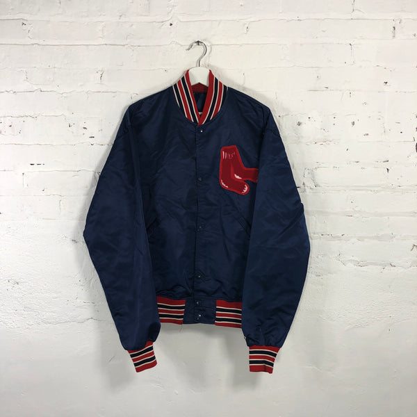 Boston Red Sox Starter Satin Jacket