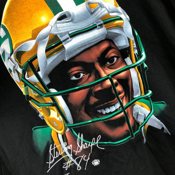 1994 Salem Sportswear Sterling Sharpe Tshirt