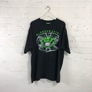 WWF DX T-shirt (1998)