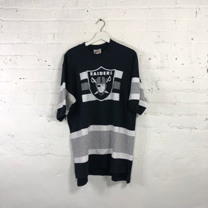 90s Raiders T-shirt by Nutmeg