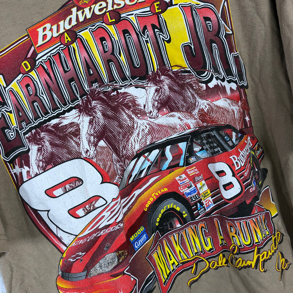 Dale Earnhardt JR Racing Team T-shirt
