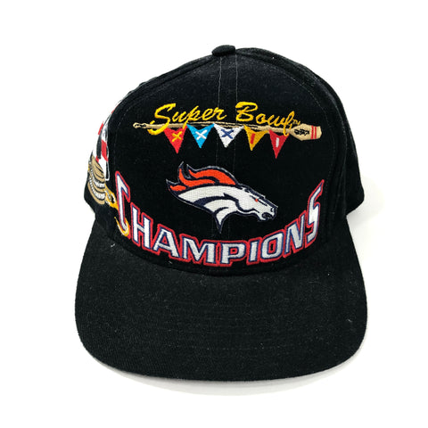 Denver Broncos Snapback 90s (Logo Athletic) super Bowl Champions