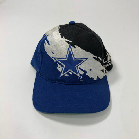 Dallas Cowboys Snapback 90s (Splash Logo Athletic)