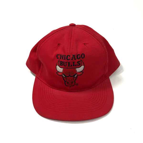 Chicago Bulls Snapback (red) 90s