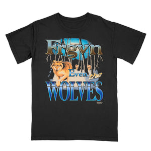 """Even the Wolves 3"" T-Shirt"