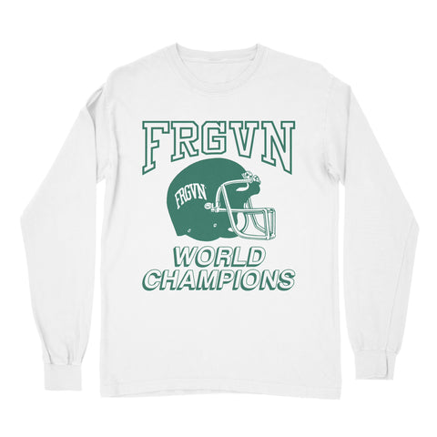 """FRGVN World Champs"" Long Sleeve T-Shirt"