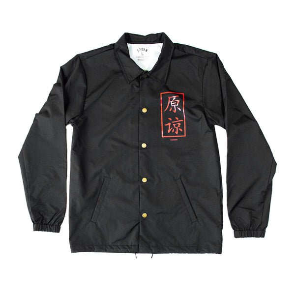"""JLY""  Statement Coach Jacket"