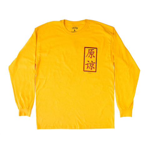 """JLY"" Garden Long Sleeve T-shirt"