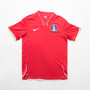 2008 Nike South Korea Soccer Jersey