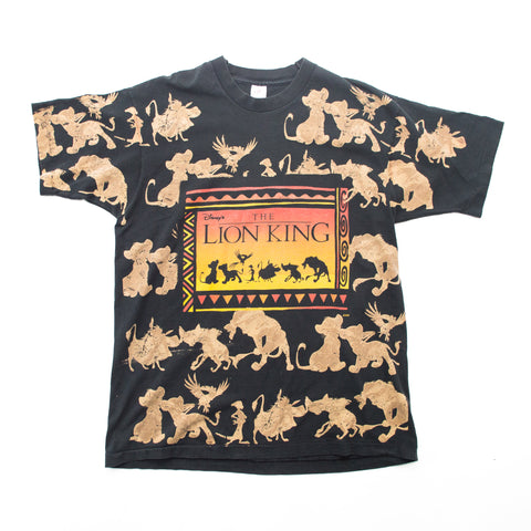 The Lion King Character Silhouettes T-shirt