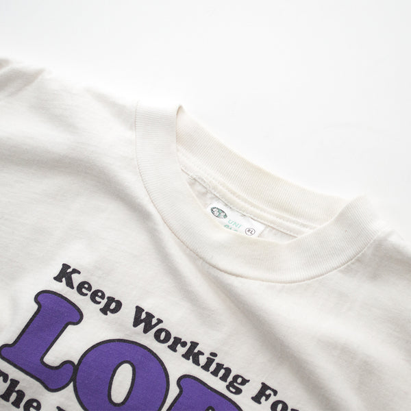 "1992 ""Keep Working for the Lord..."" T-Shirt"