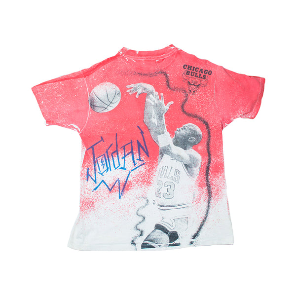Youth Michael Jordan Magic Johnson T-shirt