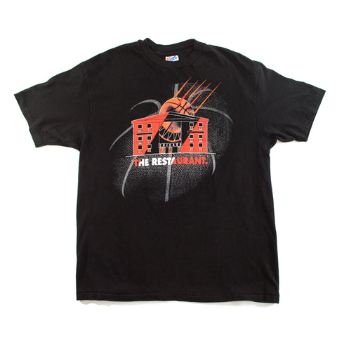 "1990s Michael Jordan ""The Restaurant."" T-shirt"