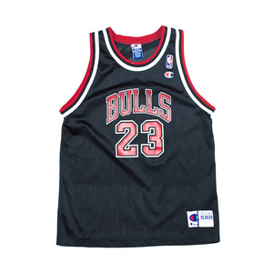 lowest price 37a41 2acdd Michael Jordan Chicago Bulls Youth Jersey RARE DEFECTIVE ...