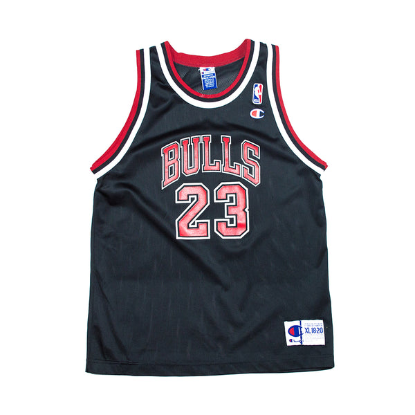 Michael Jordan Chicago Bulls Youth Jersey RARE DEFECTIVE