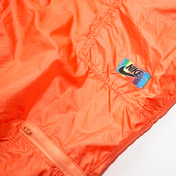 80s Men's Nike Zipper Windbreaker Shell Pants