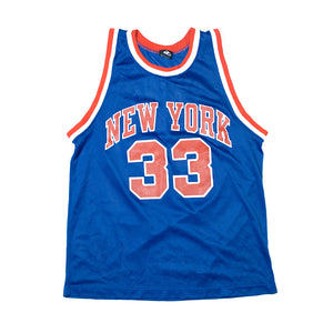 Patrick Ewing New York Knicks Apex One jersey