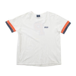 POLO SPORT Striped Sleeve T-Shirt