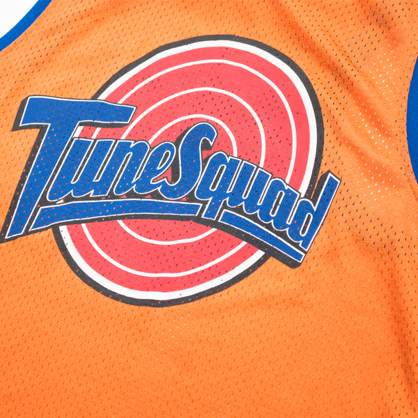 90s Space Jam Tune Squad Jersey Tank Top