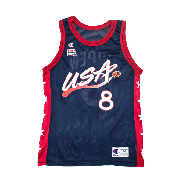 1996 Champion Scottie Pippen Team USA Jersey