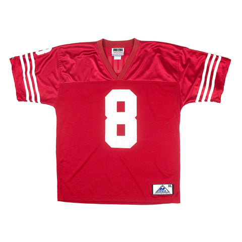 90s San Francisco 49ers Steve Young Jersey