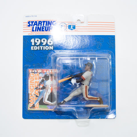 1996 Barry Bonds 'Starting Lineup' Figurine by Kenner