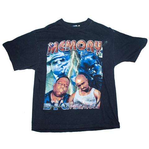 "Tupac & Biggie ""Stop the Violence"" Rap T-shirt"