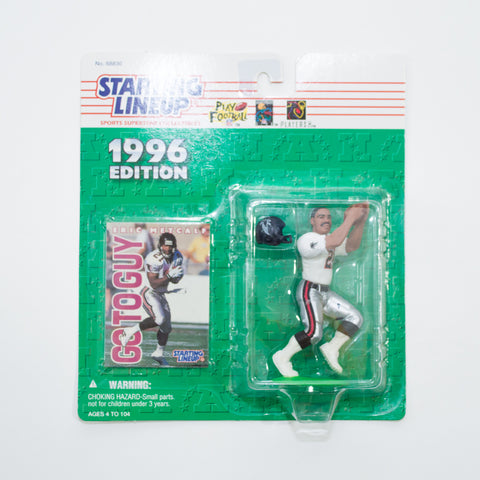 1996 Eric Metcalf 'Starting Lineup' Figurine by Kenner