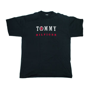 """Tommy Hilfiger"" BL Embroidered T-shirt"
