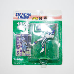 1996 Joey Galloway 'Starting Lineup' Figurine by Kenner