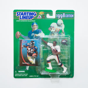 1998 Terrell Davis 'Starting Lineup' Figurine by Kenner