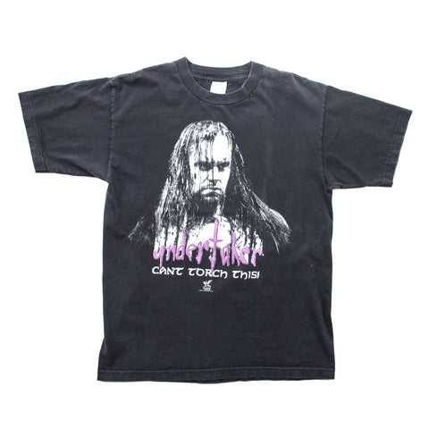 "1998 The Undertaker ""Can't Torch This"" T-shirt"