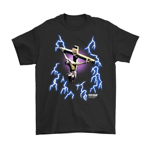 """Finished"" Lighting T-shirt"