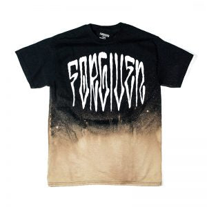 Forgiven Tribe Bleached T-shirt