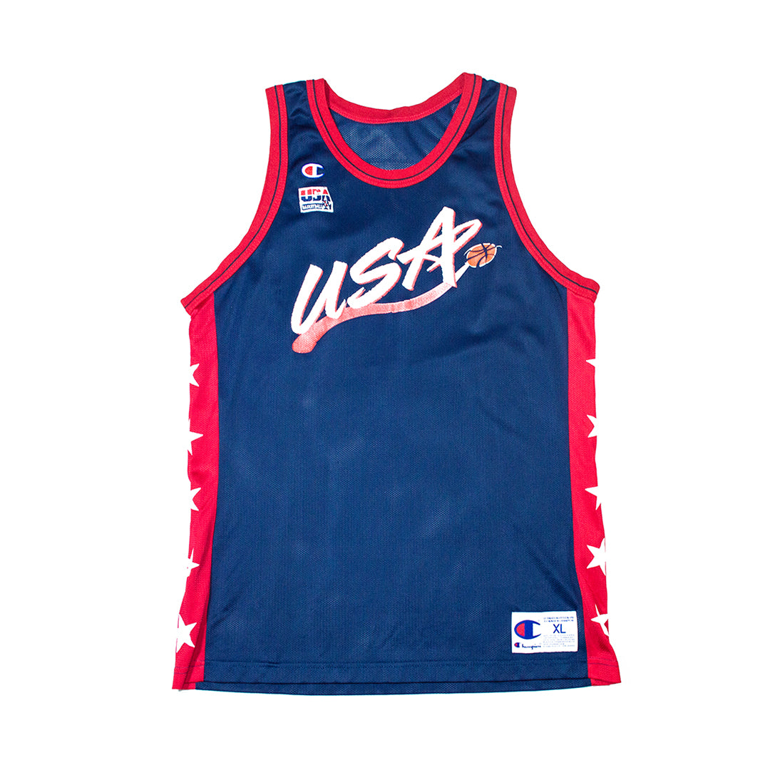 RARE 1996 Team USA Champion jersey Blank