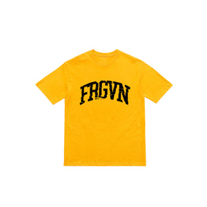 FRGVN LOGO W/19 T-Shirt (Yellow)