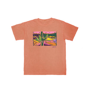 """In The Desert 2""  T-Shirt"