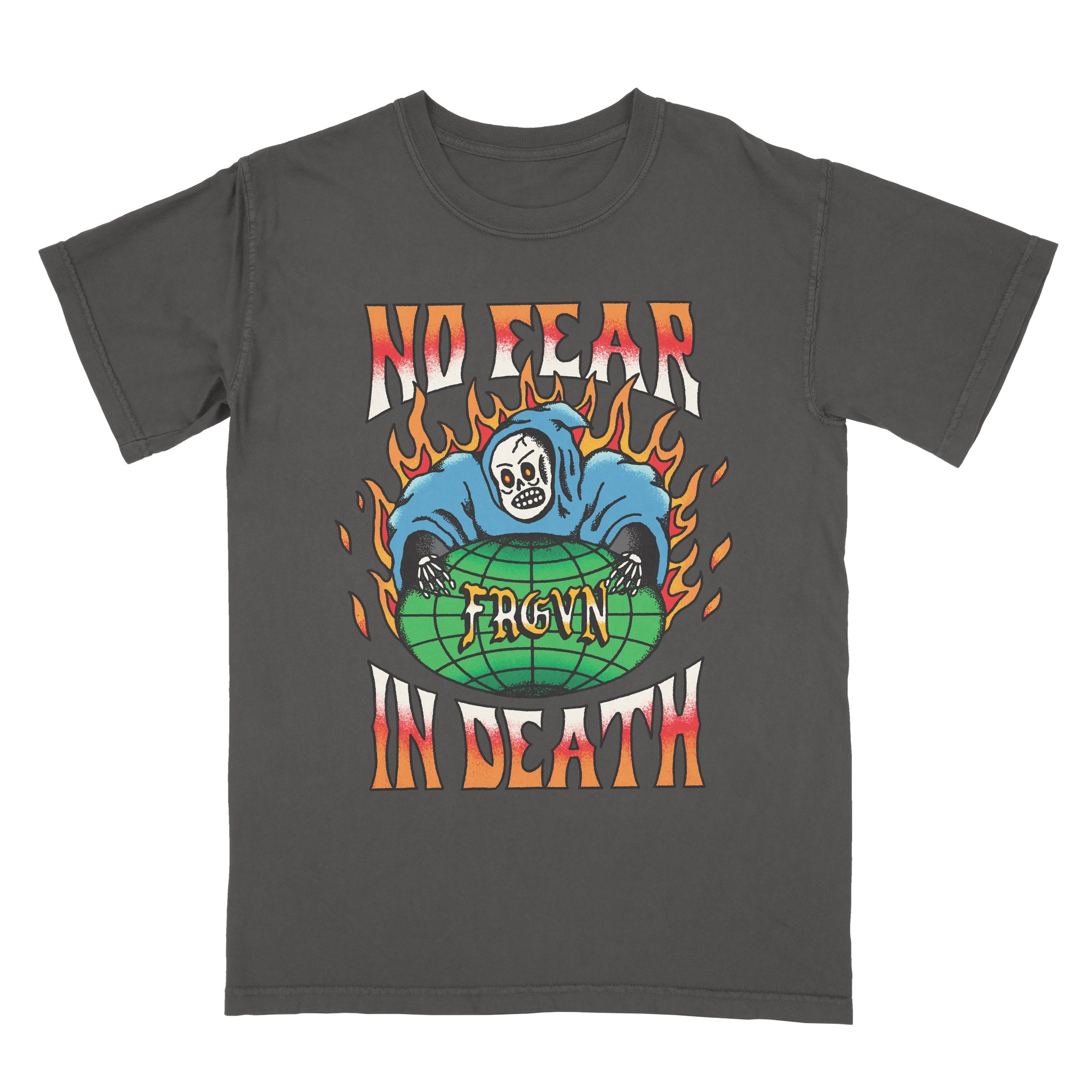 """No Fear in Death"" T-Shirt"