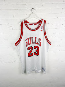 Chicago Bulls Jordan Champion jersey