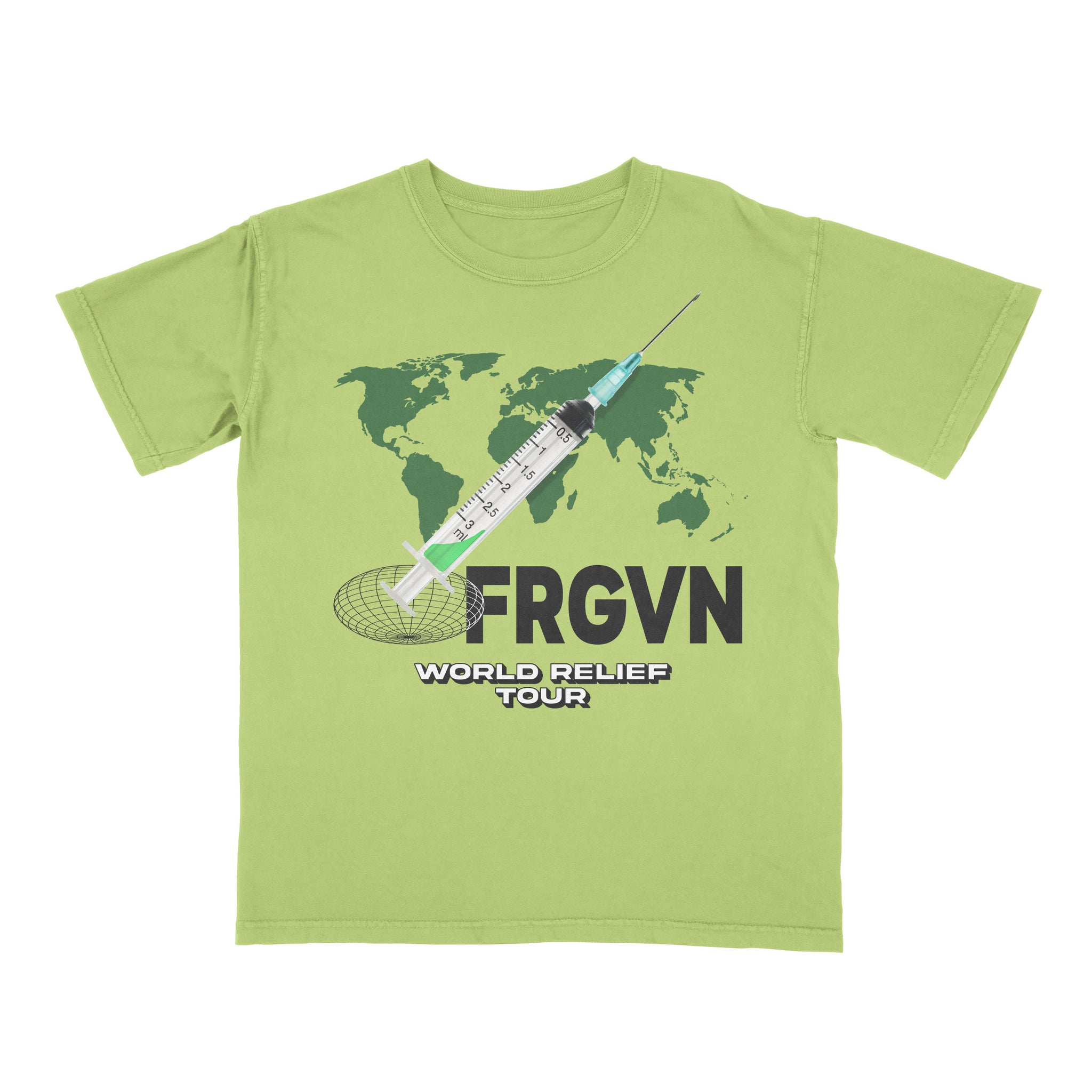 "FRGVN ""Relief Tour"" T-Shirt"