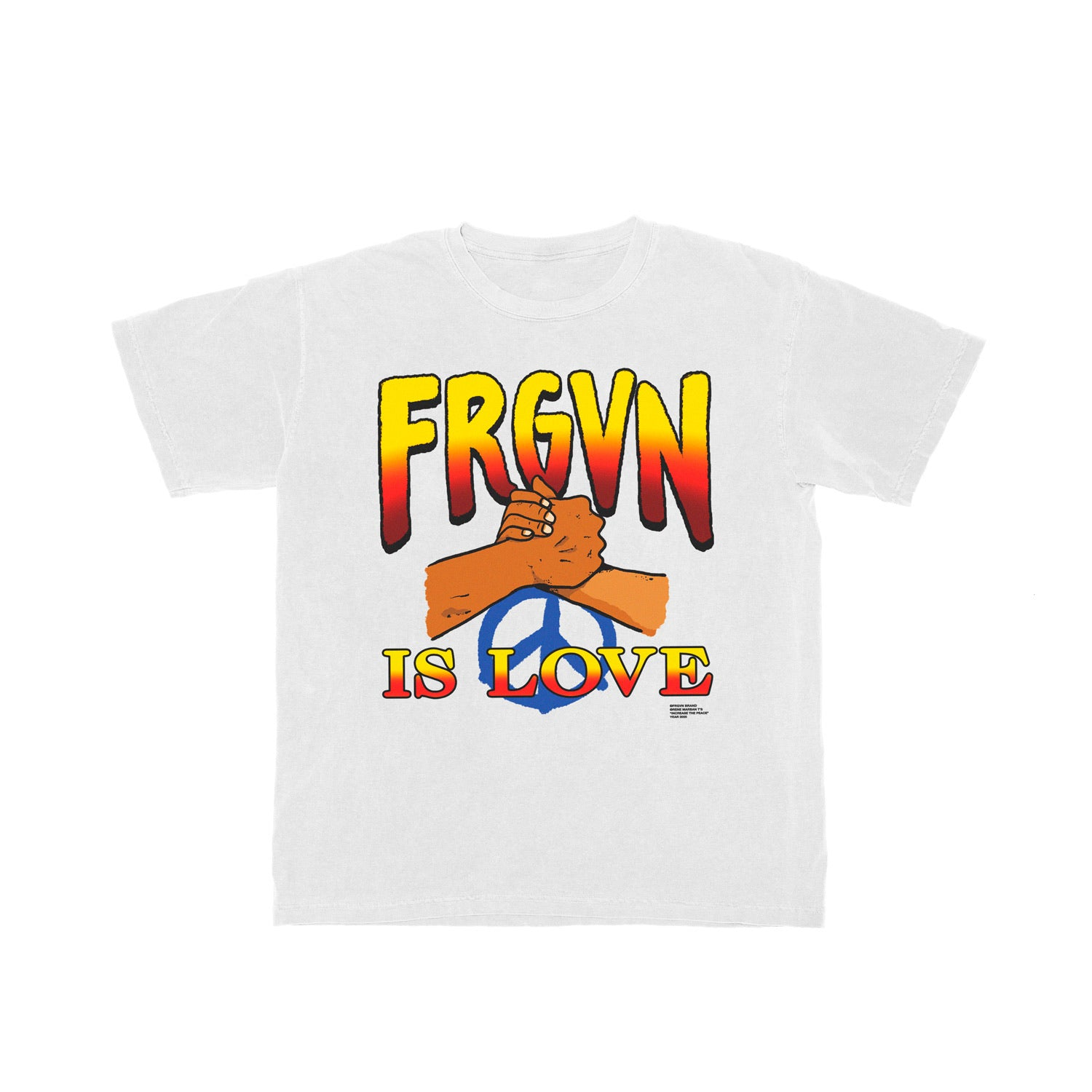"FRGVN ""Is Love"" T-Shirt"