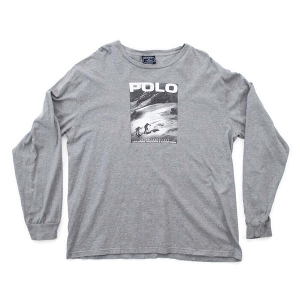 POLO SPORT Sportsman Explorer Long Sleeve T-Shirt