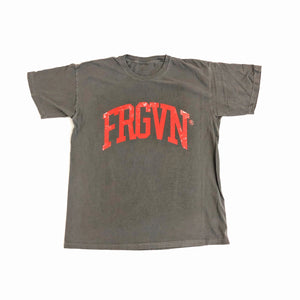 FRGVN Distress Logo Tee