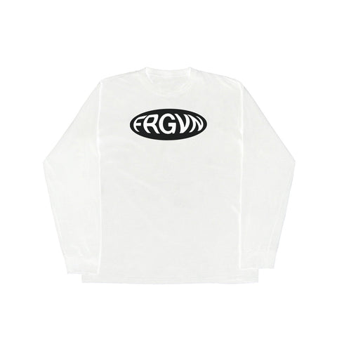 """FRGVN Badge Logo"" Long Sleeve T-Shirt"
